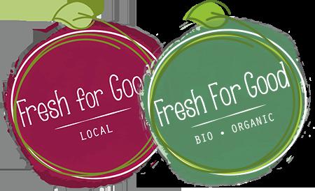 Logo Fresh for Good